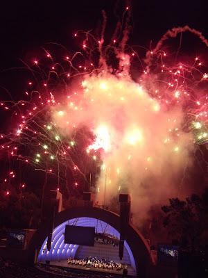 Dazzling Hollywood Bowl Prokofiev fireworks