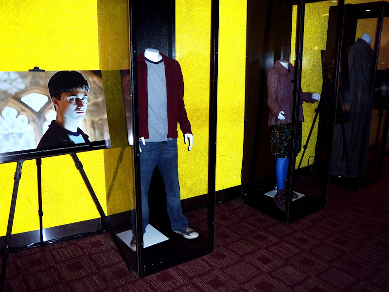Original Harry Potter and the Half-Blood Prince movie costumes