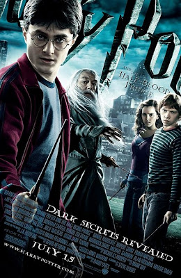 Harry Potter and the Half-Blood Prince movie poster