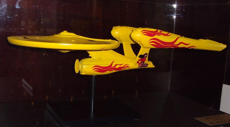 Star Trek Enterprise NCC-1701 model by Jesus Diaz