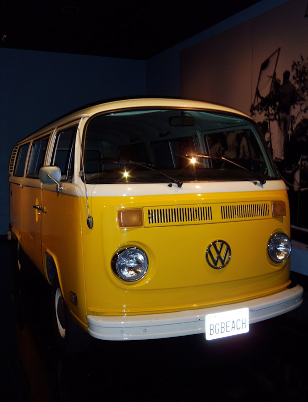 Little Miss Sunshine's Volkswagen Transporter bus