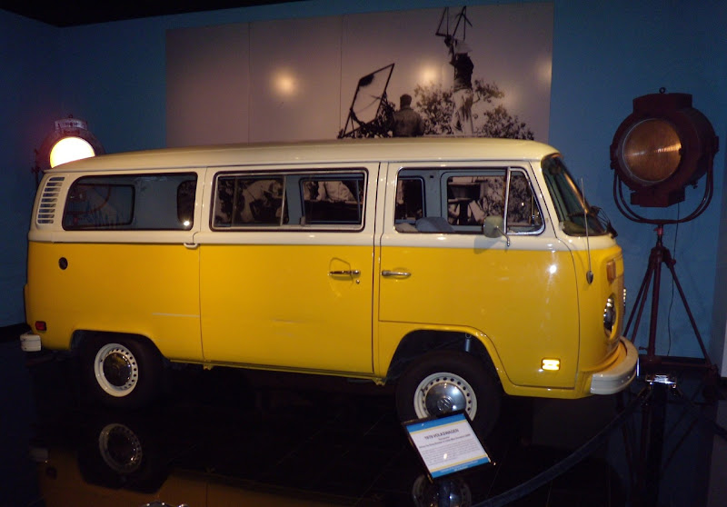 Little Miss Sunshine movie 1979 VW Transporter