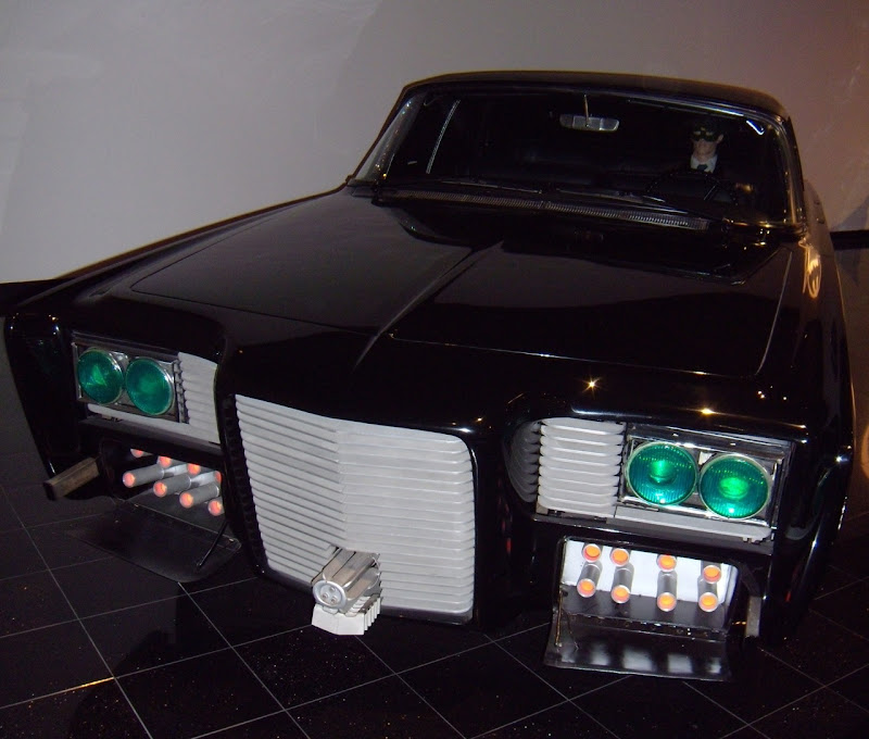 1966 Imperial Green Hornet TV series car