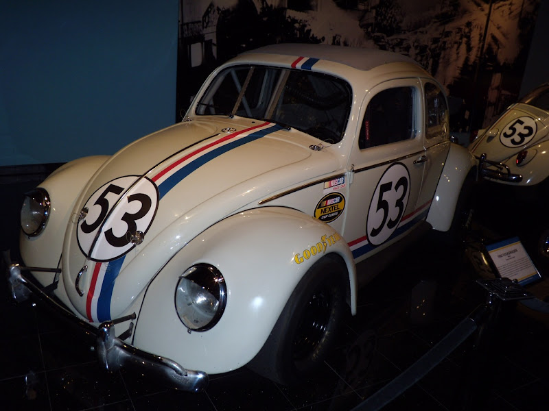Original Herbie Fully Loaded VW Beetle movie car