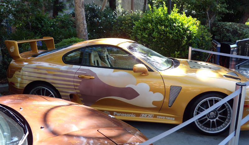 1993 Toyota Supra 2 Fast 2 Furious movie car