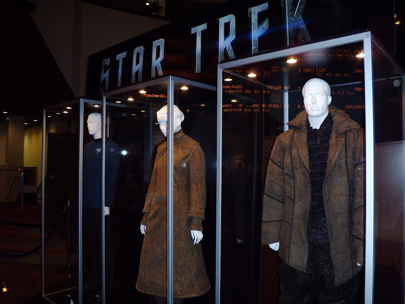 New Star Trek film costumes