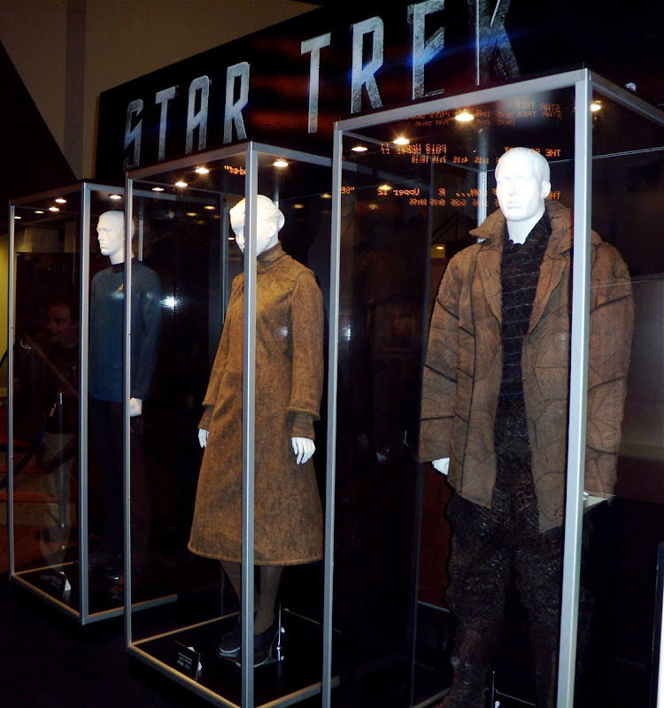 New JJ Abrams Star Trek costumes