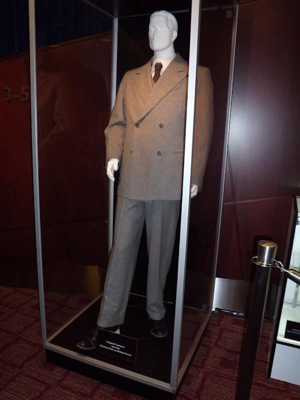 Public Enemies FBI Agent Melvin Purvis costume