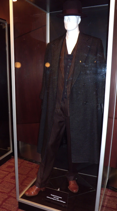 Actual Johnny Depp Public Enemies costume
