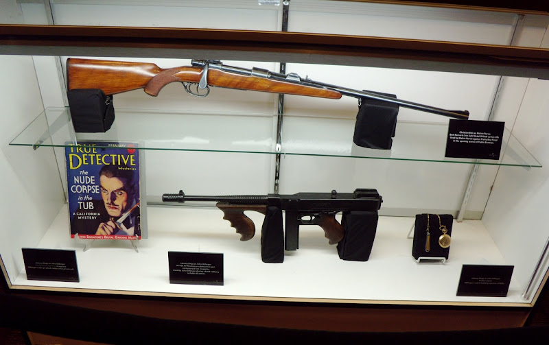 Original Public Enemies movie props
