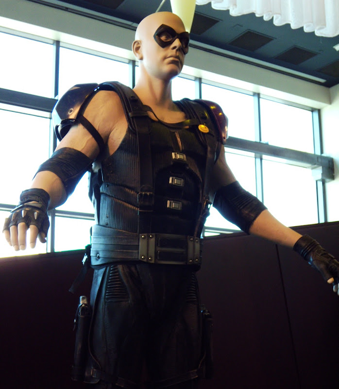 The Comedian Watchmen film costume