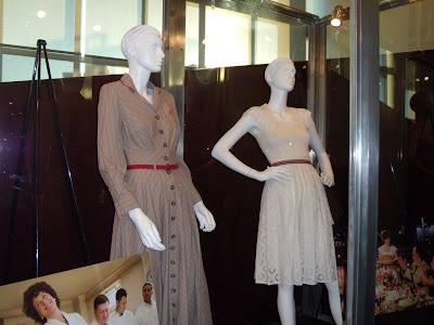 Actual Julie & Julia movie costumes