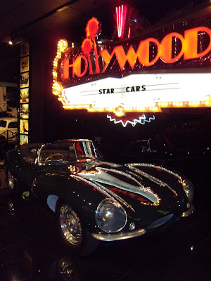 Hollywood star cars Petersen Museum