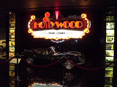 Hollywood star cars at Petersen Automotive Museum