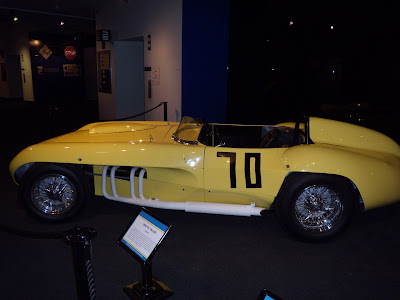 1959 Ol Yaller Mark III car