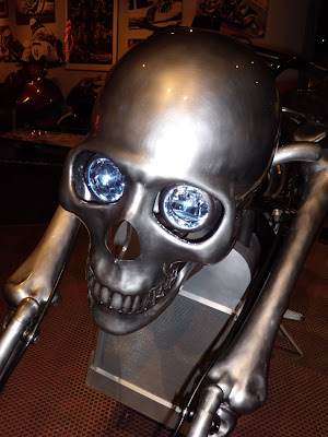 2006 Skeleton Bike head