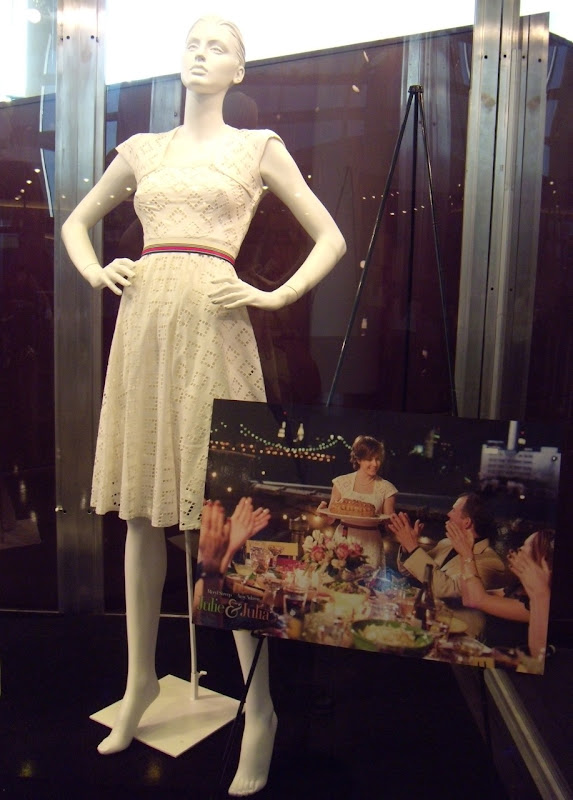 Amy Adams actual Julie & Julia movie costume