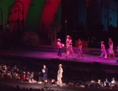 Jessica Biel and Brian Stokes Mitchell in Guys and Dolls Concert