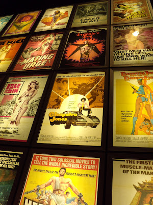 ArcLight Sherman Oaks movie poster display