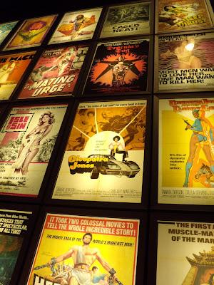 ArcLight Sherman Oaks movie poster display