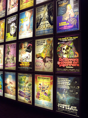 Pulp movie poster display at ArcLight Sherman Oaks