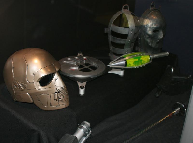 GI Joe movie Cobra props