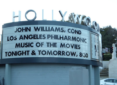 John Williams movies music concert Hollywood Bowl Sep 09