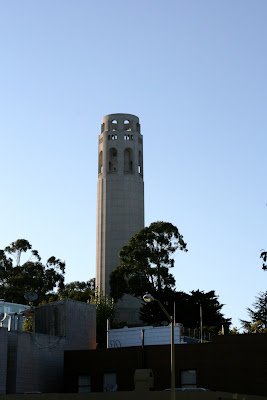 Coit Tower Telegraph Hill