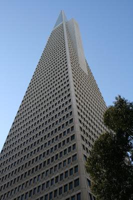 Transamerica Pyramid skyscraper