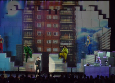 Pet Shop Boys show Sep 09