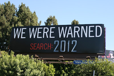 2012 teaser movie billboard
