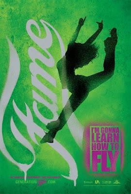 Fame 2009 film poster