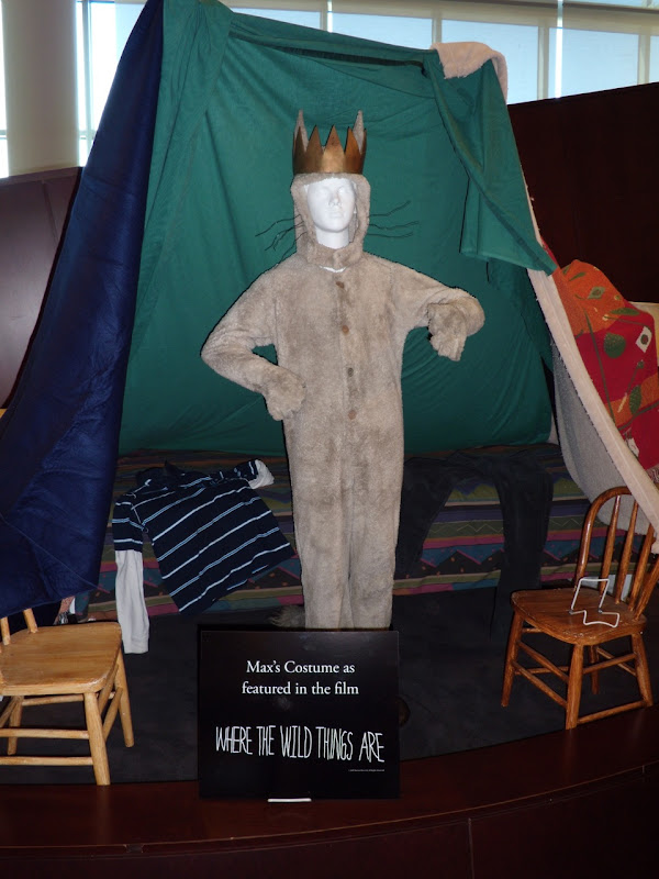 Max film costume Where The Wild Things Are