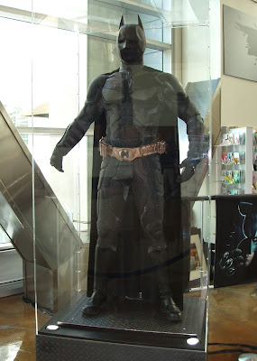 Christian Bale's Batman suit from The Dark Knight