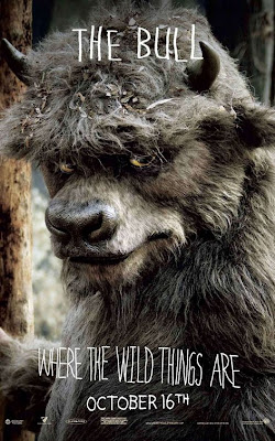 The Bull Where The Wild Things Are poster