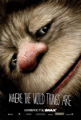 Where The Wild Things Are Carol poster