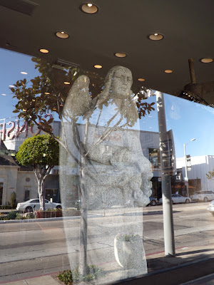 Sunset Blvd shop angel