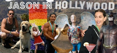 Jason in Hollywood blog logo