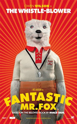 The Whistle Blower Fantastic Mr Fox poster
