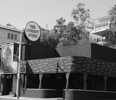 The Comedy Store on Sunset Blvd