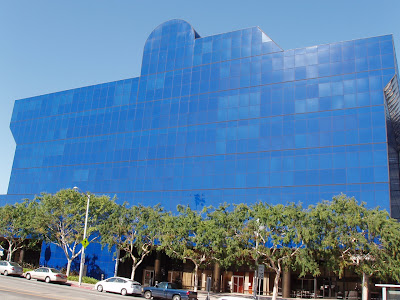 Pacific Design Center Blue building
