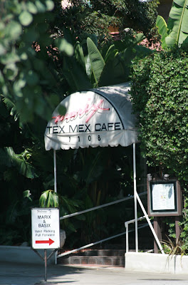 Marix restaurant West Hollywood