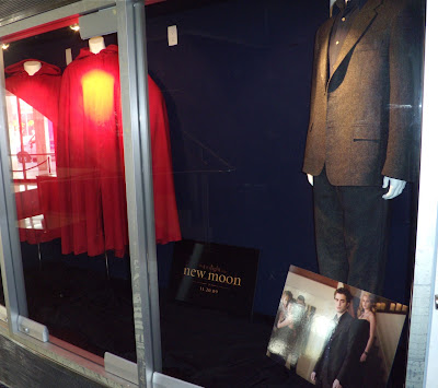 Original Twilight New Moon movie costumes