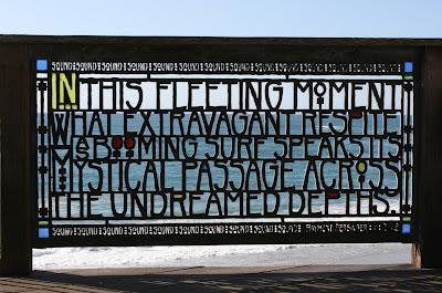 Laguna Beach park poem