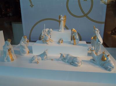 Christmas Nativity angel