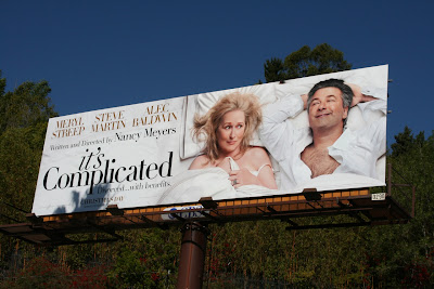 It's Complicated movie billlboard