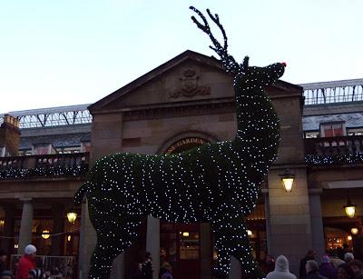 Covent Garden Rudolph Reindeer