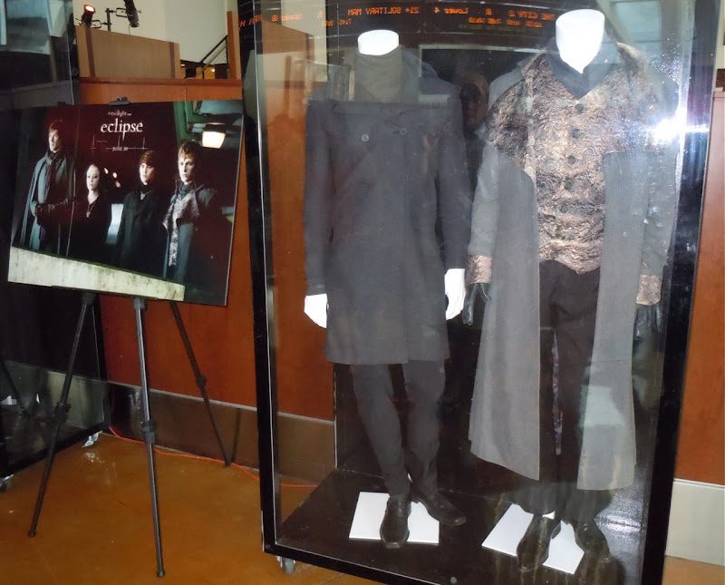 Twilight Eclipse Volturi costumes