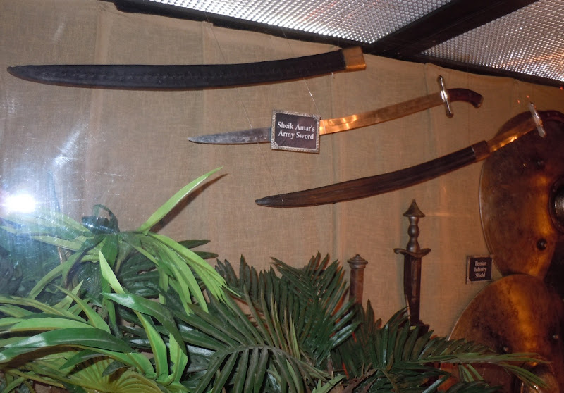 Prince of Persia sword movie props