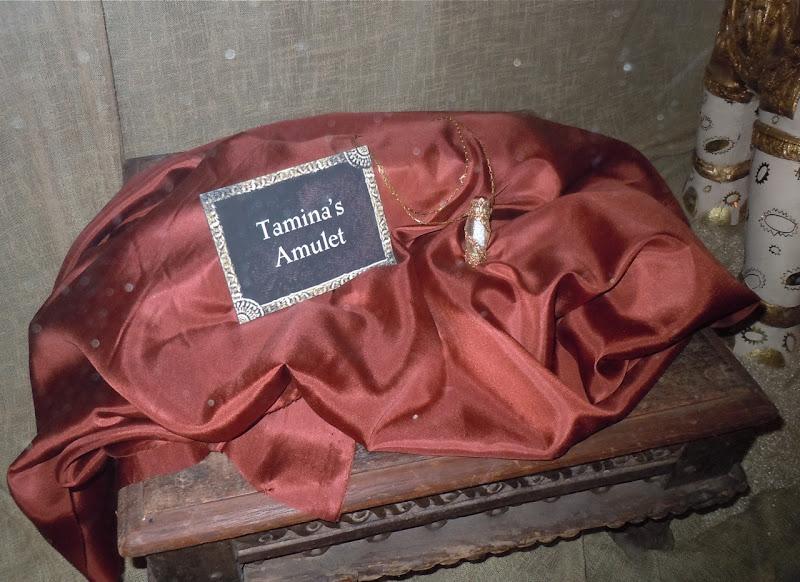 Prince of Persia Tamina's amulet prop